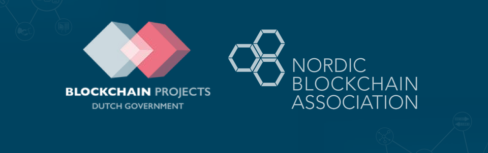 co-creations of public sector pilot projects, partnership with Nordic Blockchain Association is a game changer
