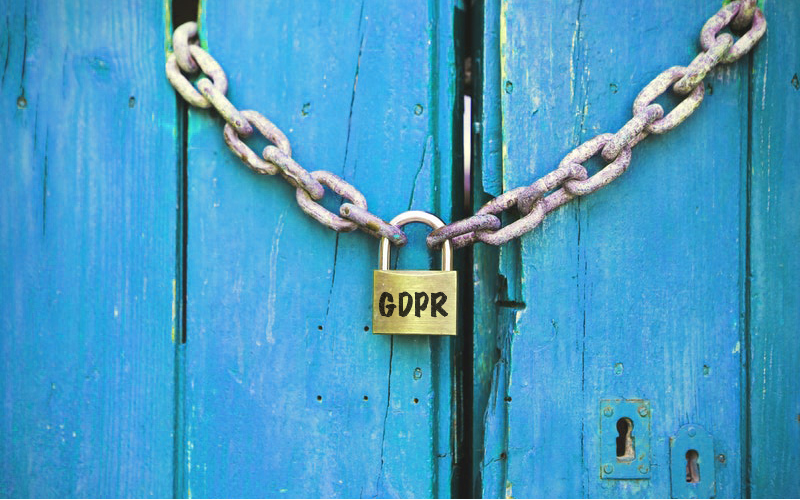 Reconciled Blockchain can work with the GDPR and it's requirements, so it protects the data